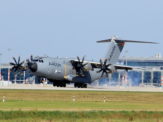 A400M Grizzly