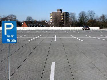 Spontan: Parkplatz-Fotos