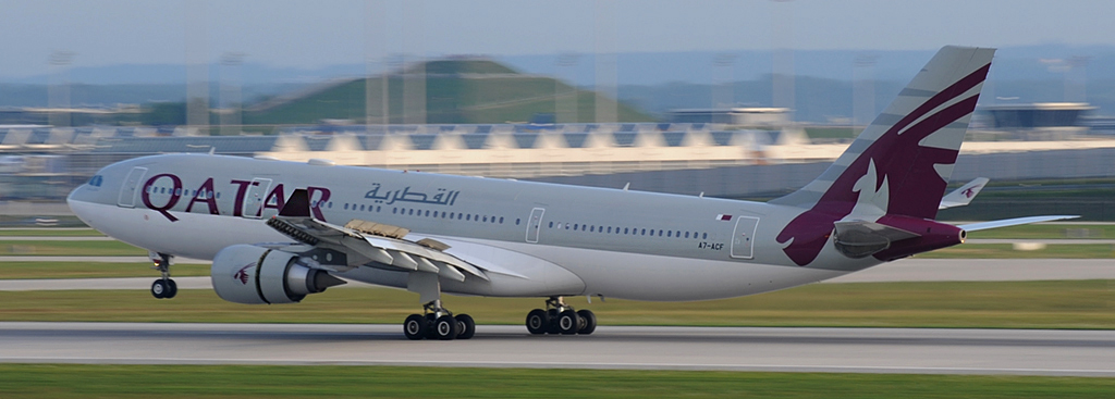 A7-ACF - Qatar Airways - Airbus A330
