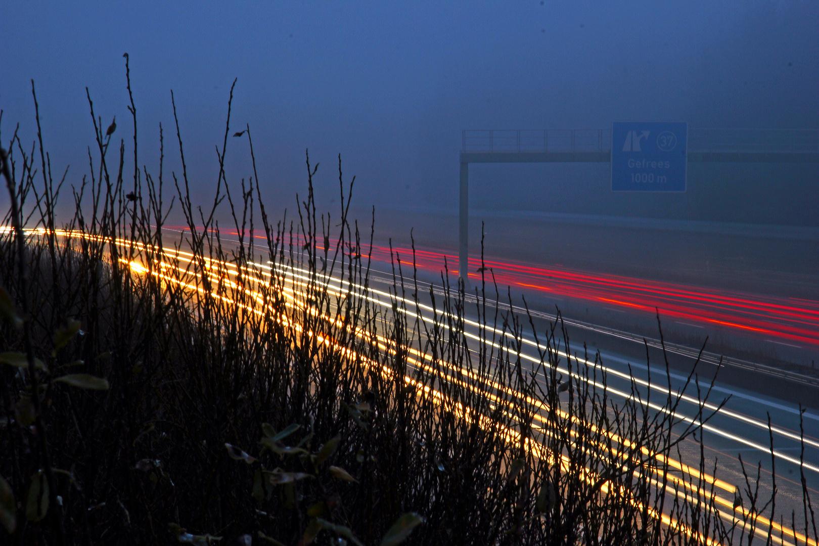 A9 Autobahn Gefrees