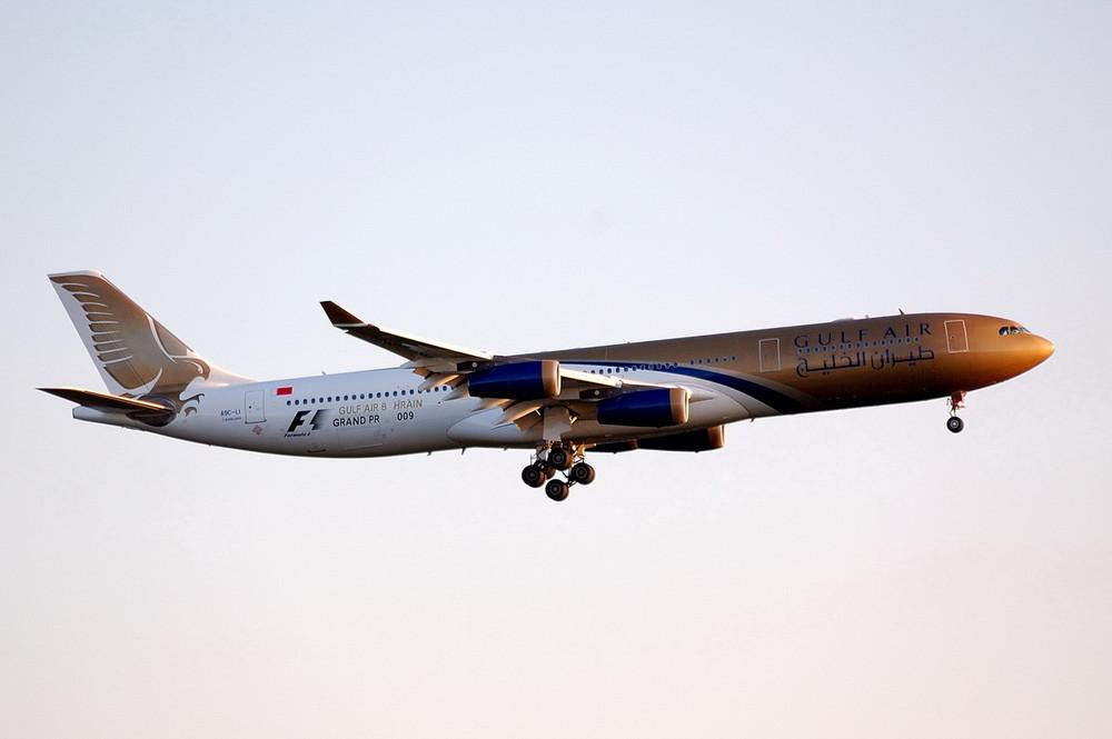 A9C-LI / Gulf Air / Airbus A340