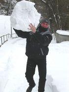 AAAACHTUNG! Schneeattacke!