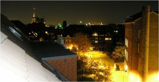 aachen - bei nacht ...