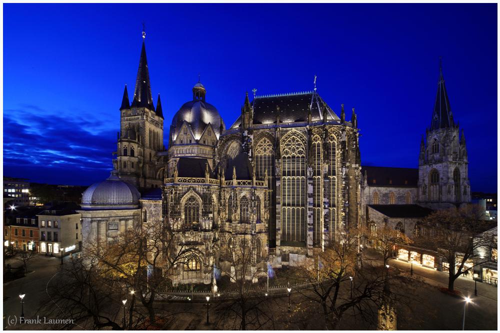 Aachen dom foto bild architektur architektur bei for Architektur aachen