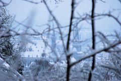 Aachen im Winter