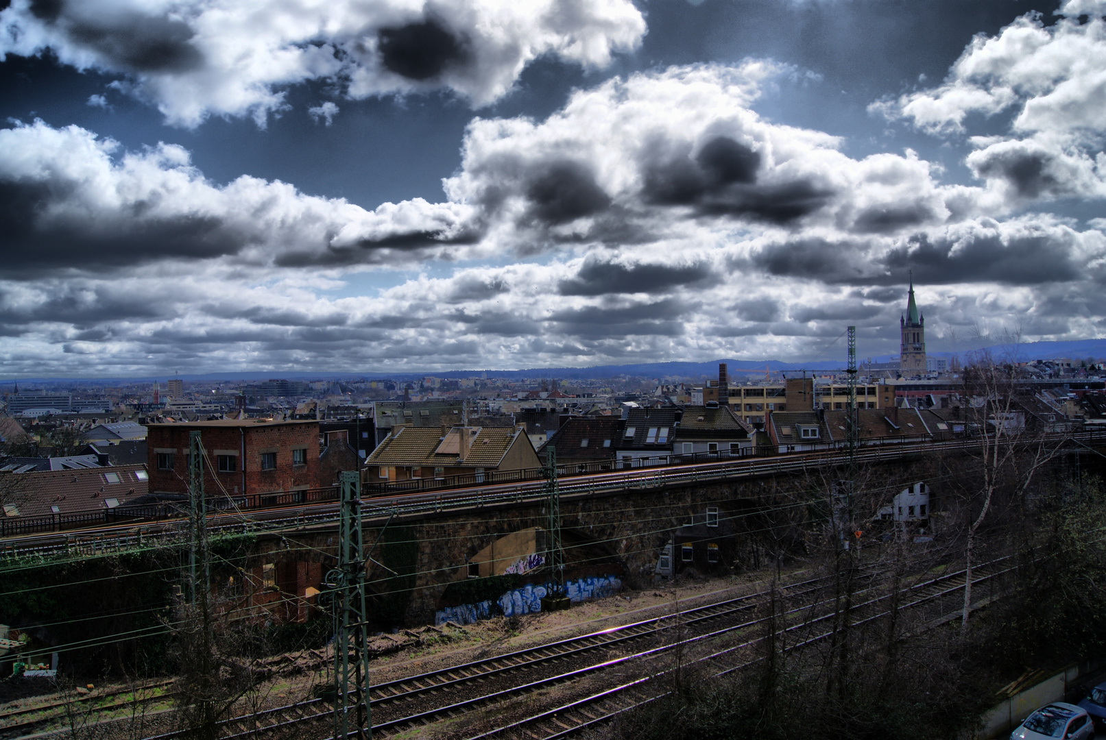 Aachen in HDR