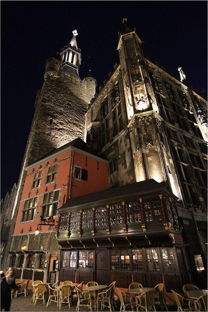 Aachen Rathaus