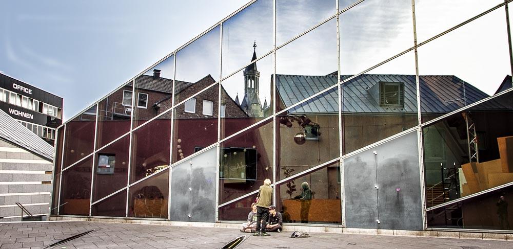 Aachen Spiegelungen