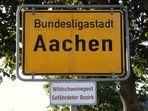 Aachen spielt nun in der 1. Bundesliga