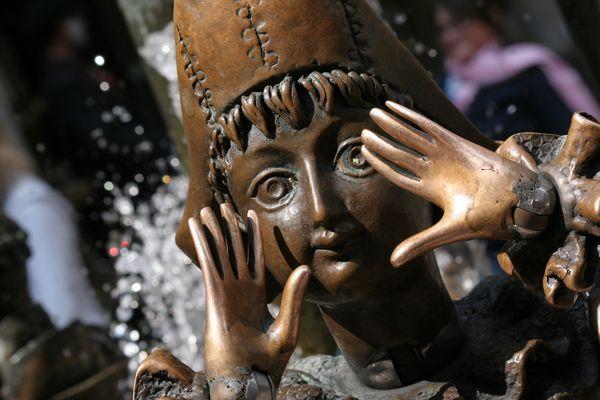 Aachener Puppenbrunnen 1