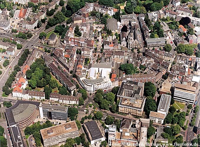 Aachener Uni- und Studentenkneipenviertel (Pontstrasse, Wüllnerstrasse)