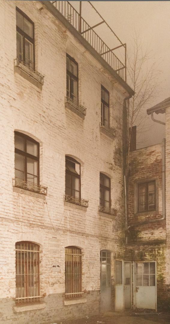 Aachens Hinterhöfe