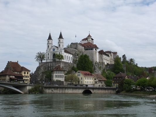 Aarburg Kt. Aargau Schweiz Mai 2012