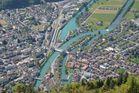 Aare bei Interlaken