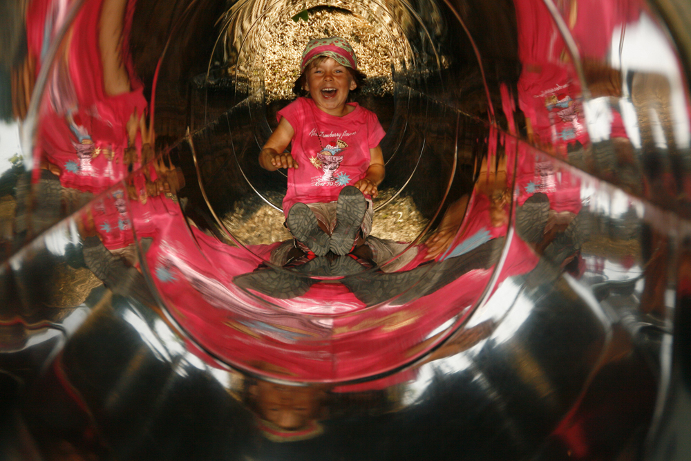 ab durch den Time-Tunnel