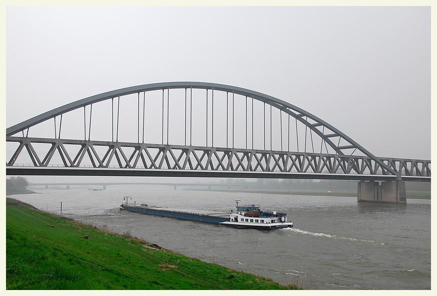 Ab in Richtung Niederlande