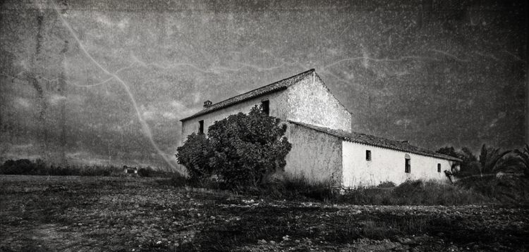 Abandonado en el abandono