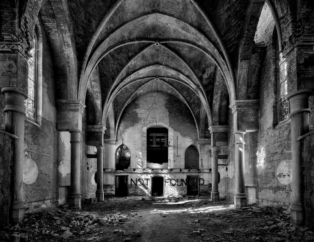 ~ Abandoned Church VII ~
