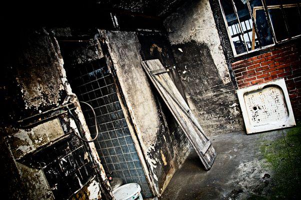Abandoned Inner Court