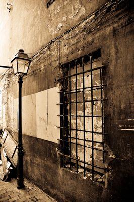 Abandoned Paris