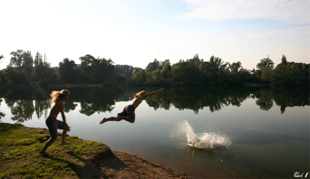 Abbaden 2005!!! Last Jump..