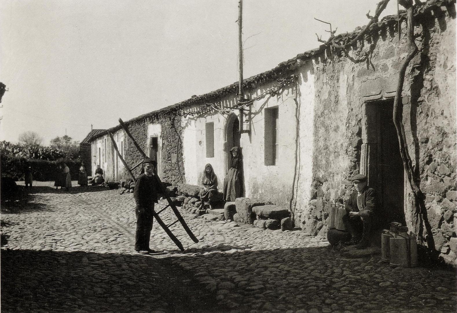 Abbasanta primavera 1927