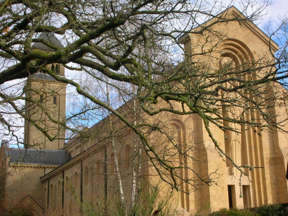 Abbaye (cistercienne) d'Orval (Gaume, Belgique)