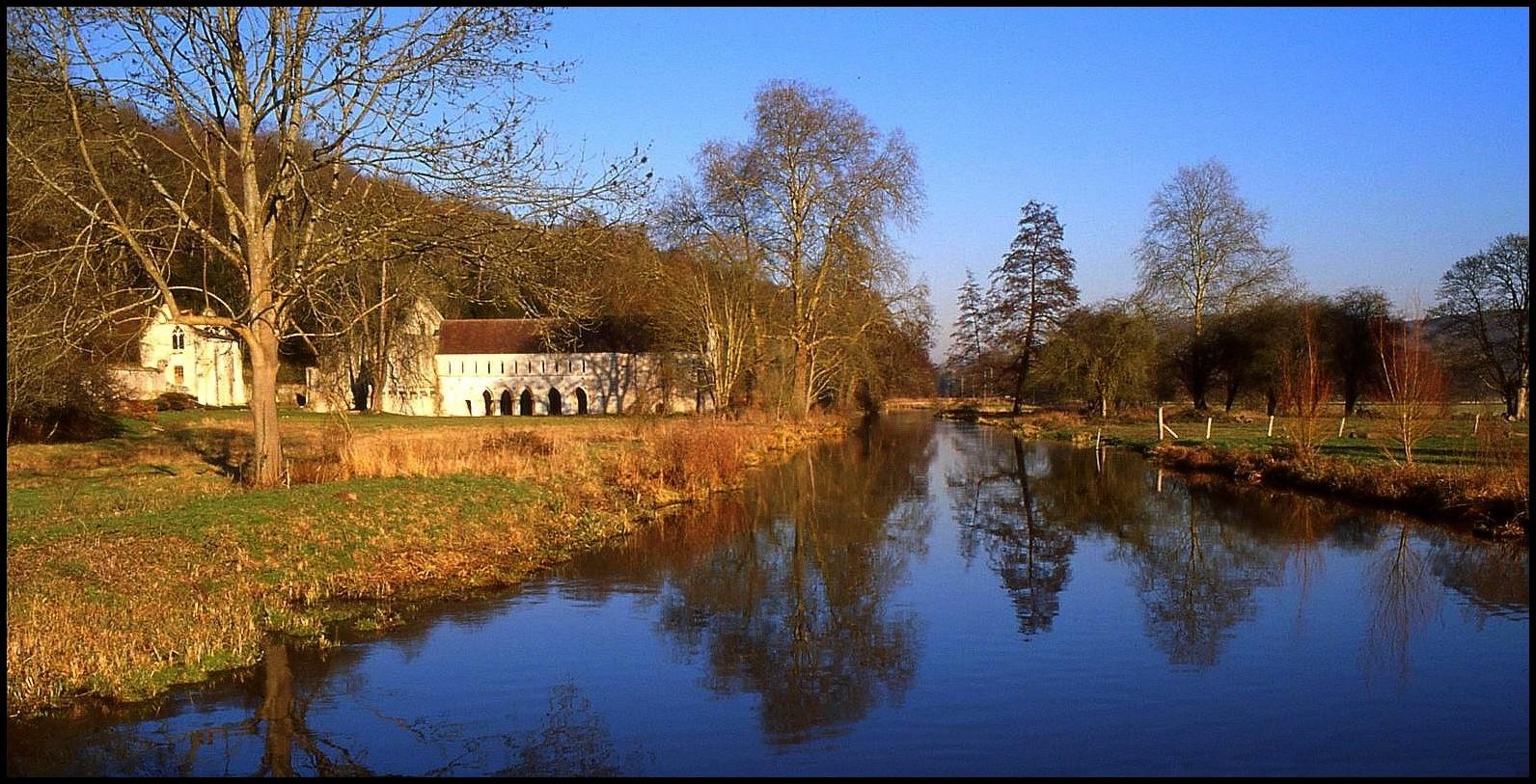 Abbaye de Fontaine-Guérard Eure