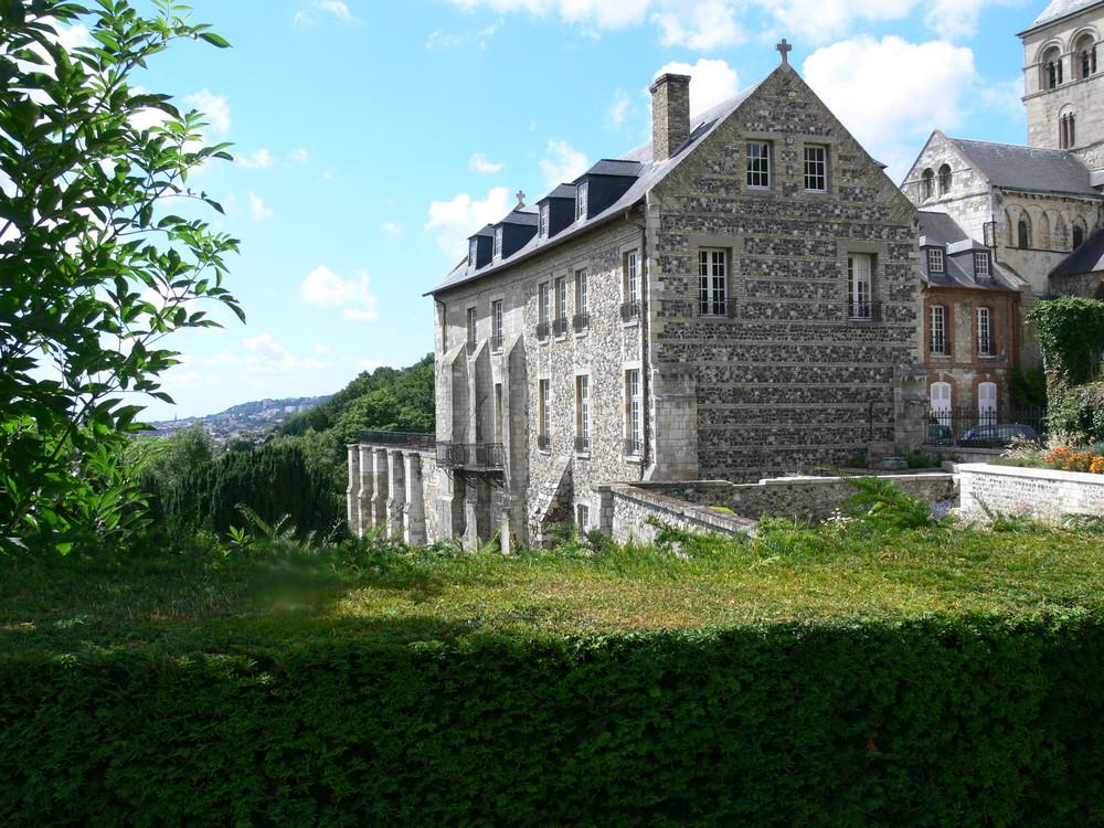 Abbaye de Graville le Havre / Haute-Normandie 76