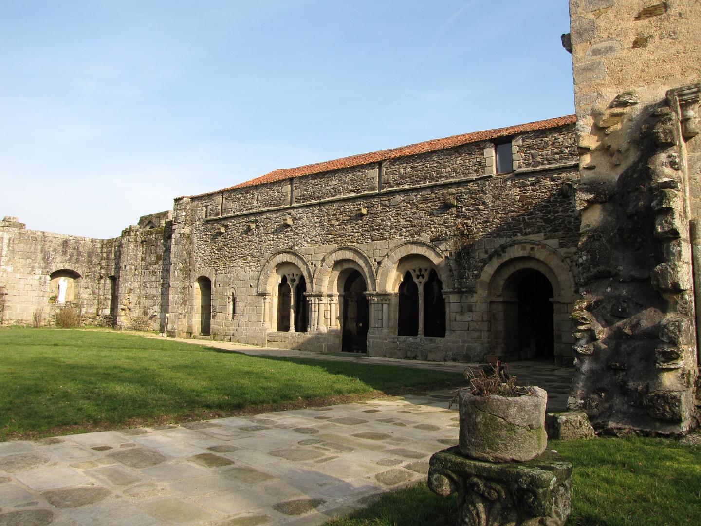 Abbaye de la Grainetière 2