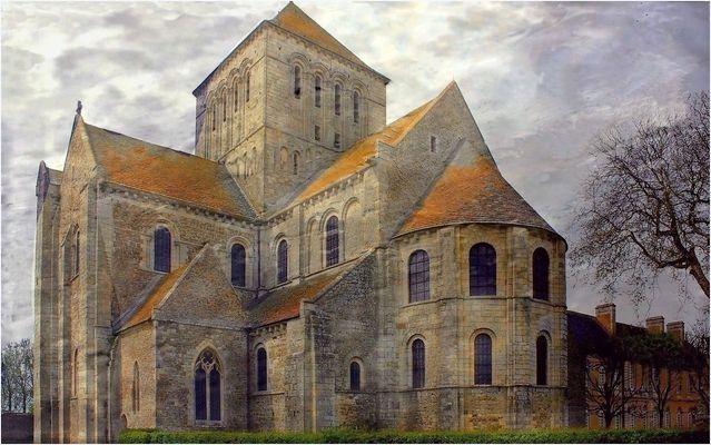 Abbaye de Lessay / Manche