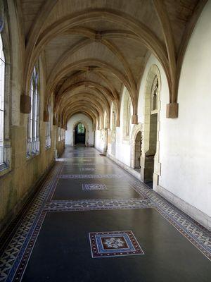 abbaye de Ligugé