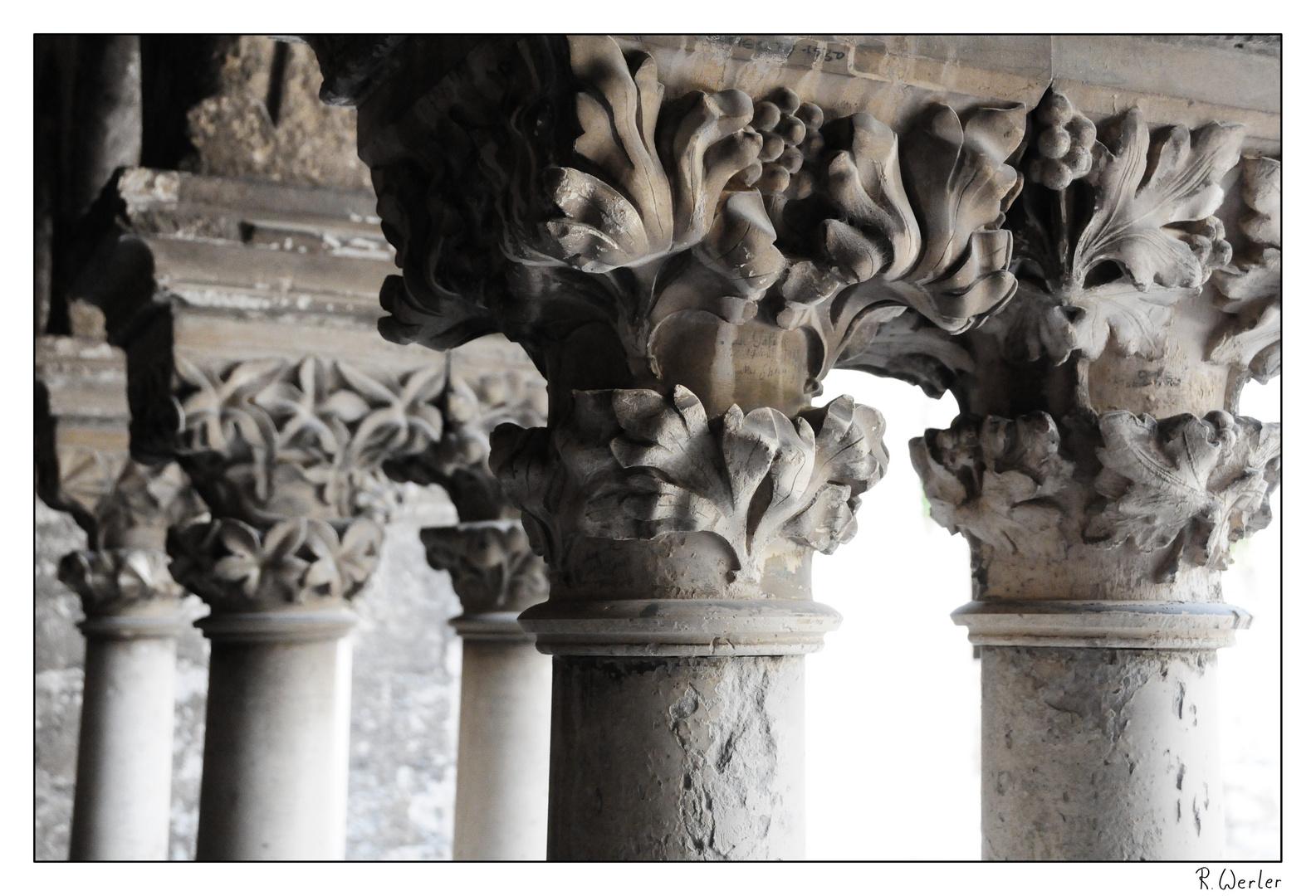 Abbaye de Montmajour