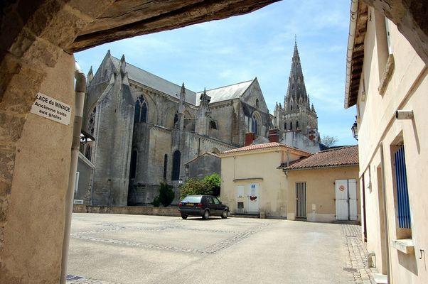 abbaye de saint Maixent