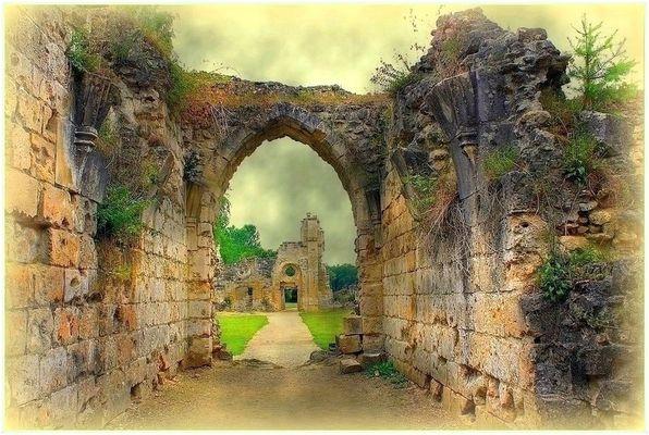 Abbaye de Vauclair (Aisne)