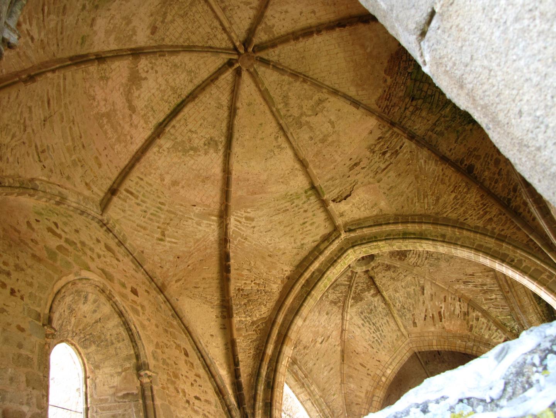 Abbaye des Fontenelles (en ruines) Vendée