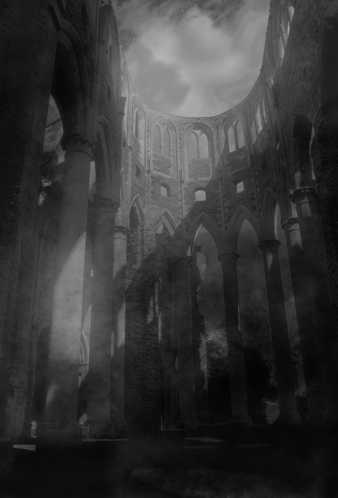 Abbaye d'Hambye (Normandie)