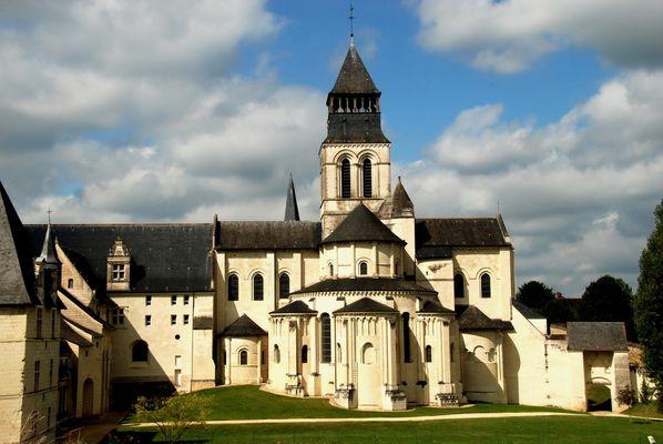 Abbaye Royale de Fontevraude