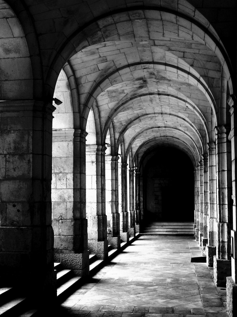 Abbaye St. Germain, Auxerre