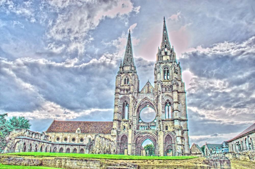 abbaye St Jean des vignes