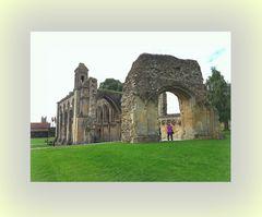 Abbazia di Glastonbury..Somerset England