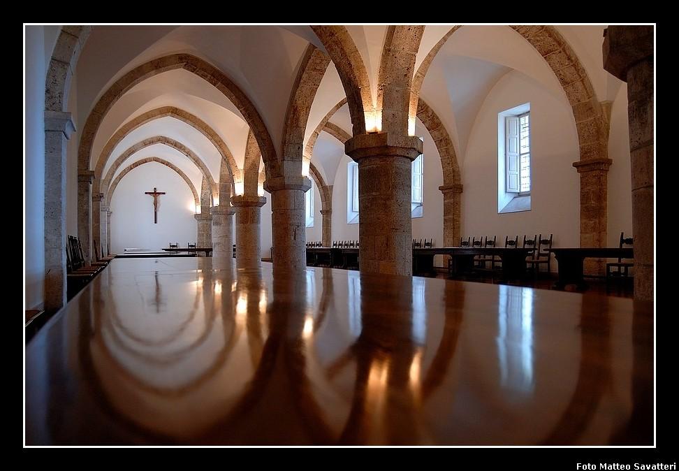 Abbazia di Montecassino (interno)
