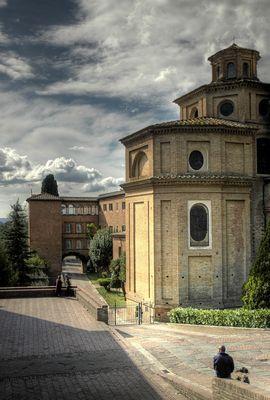 Abbazia Monte Oliveto