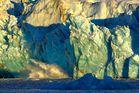 Abbruch am Sefströmbreen, Spitzbergen im Oktober 2013
