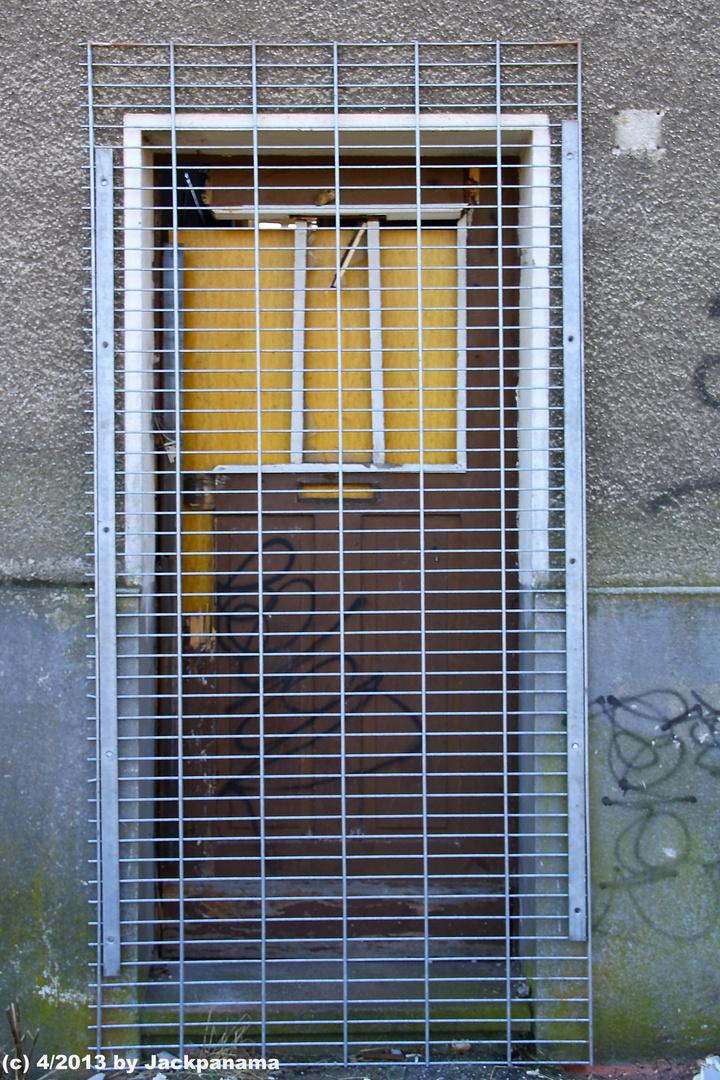 """Abbruchäuser - Auf Fototour in der """"Geistersiedlung"""" Gladbeck-Zweckel (1)"""