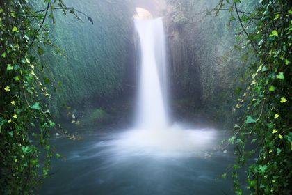 Ríos y cascadas
