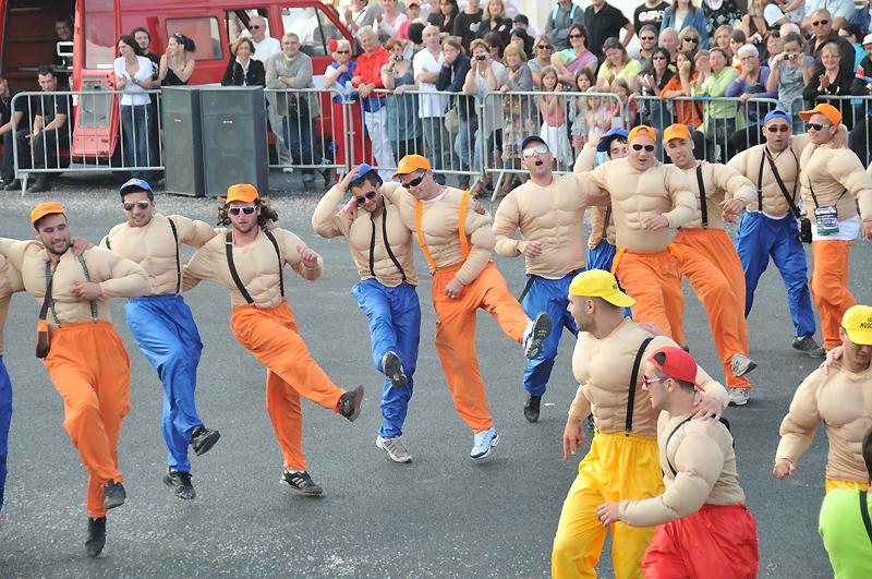 Abdos dansants