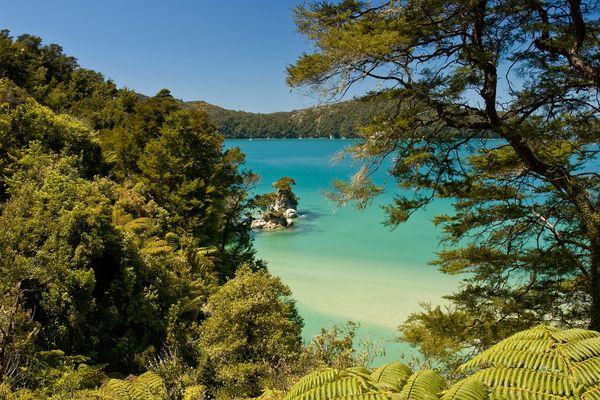 Abel Tasman N.P. - Neuseeland - Südinsel