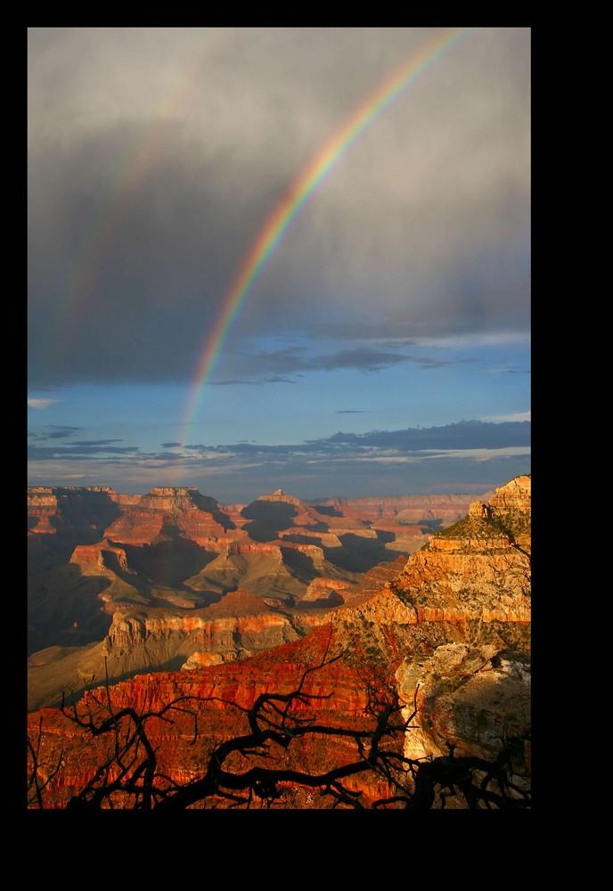 abend am canyon