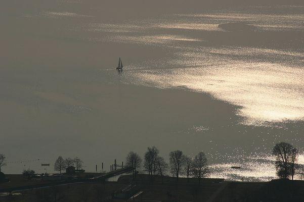 Abend am Lago Maggiore